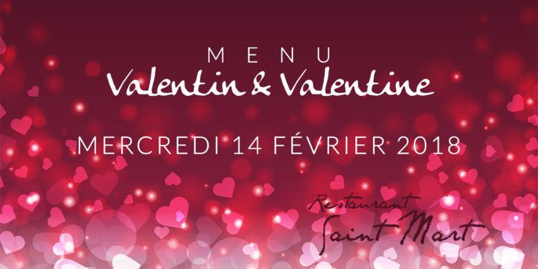 La Saint-Valentin 2018 au ST MART